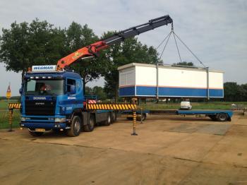 Wegman Transport BV is actief in het verzorgen van speciaal transport, zwaartransport en diepladervervoer met onder meer bakwage