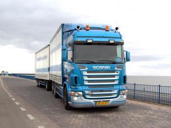 Huifvervoer Wegman Transport